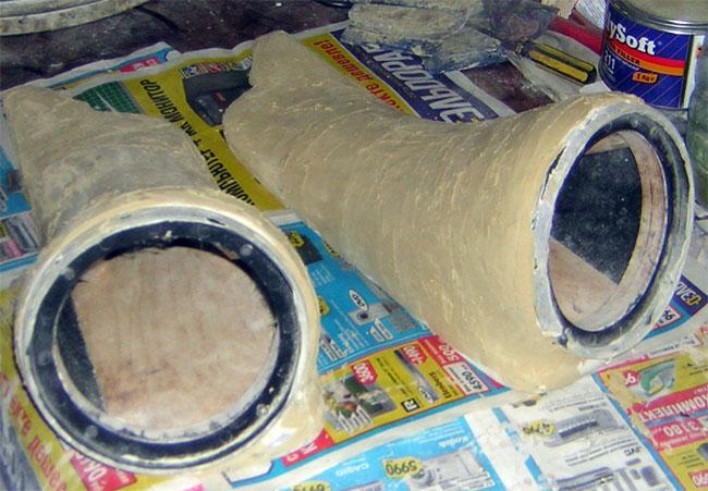 Изготовление корпусов под мидбасы на тыл.