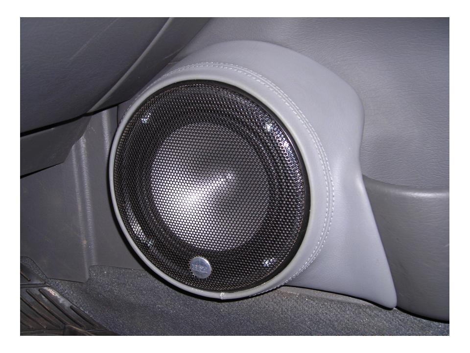 Установка подиумов под НЧ акустику