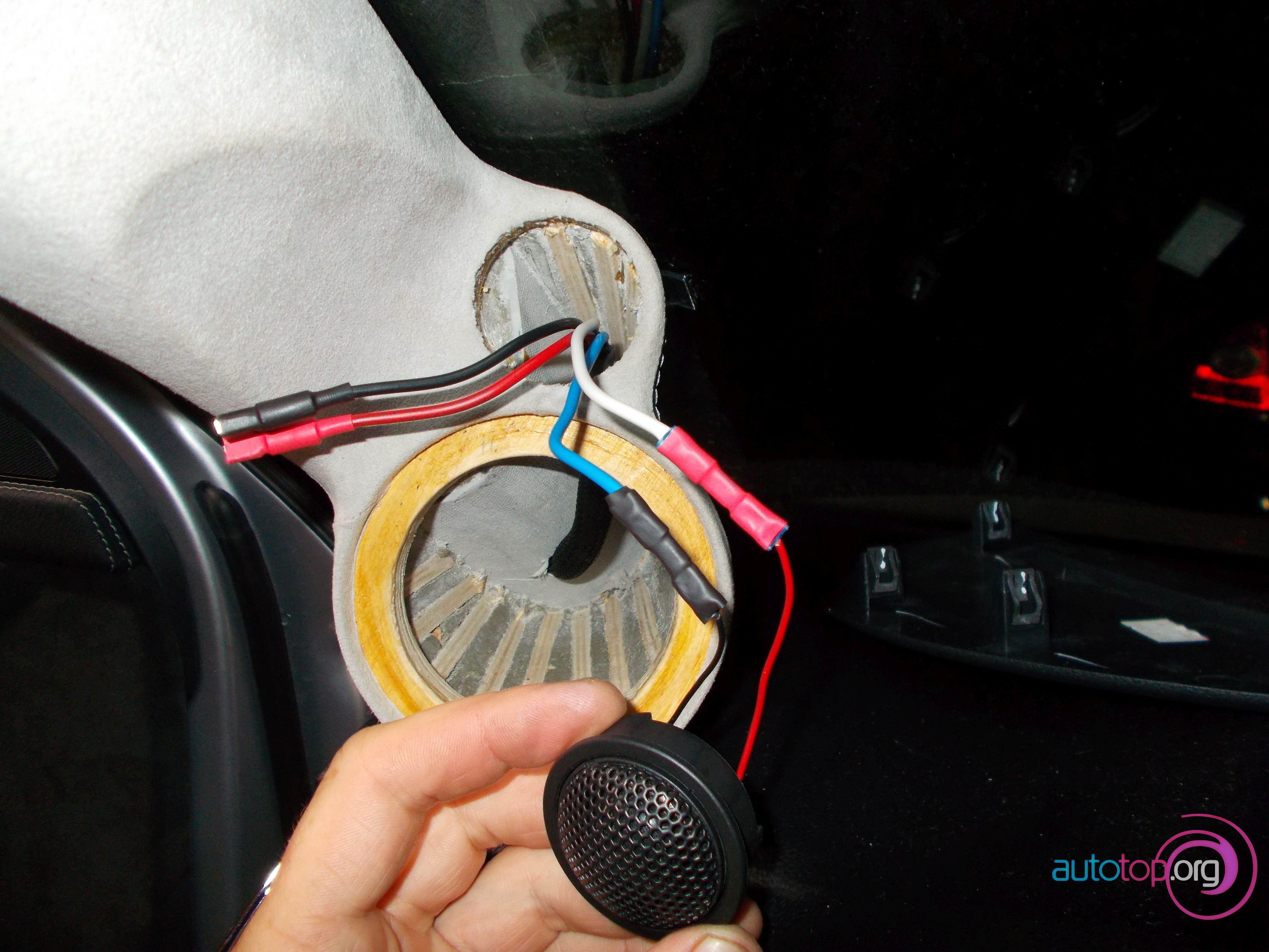 Звук для автомобиля своими руками 715